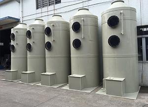 宿州家具厂喷漆废气处理项目