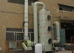 宿州制药厂原料回收+废气处理设备项目