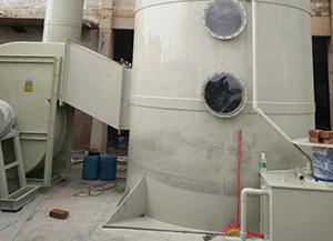 宿州化纤废气处理