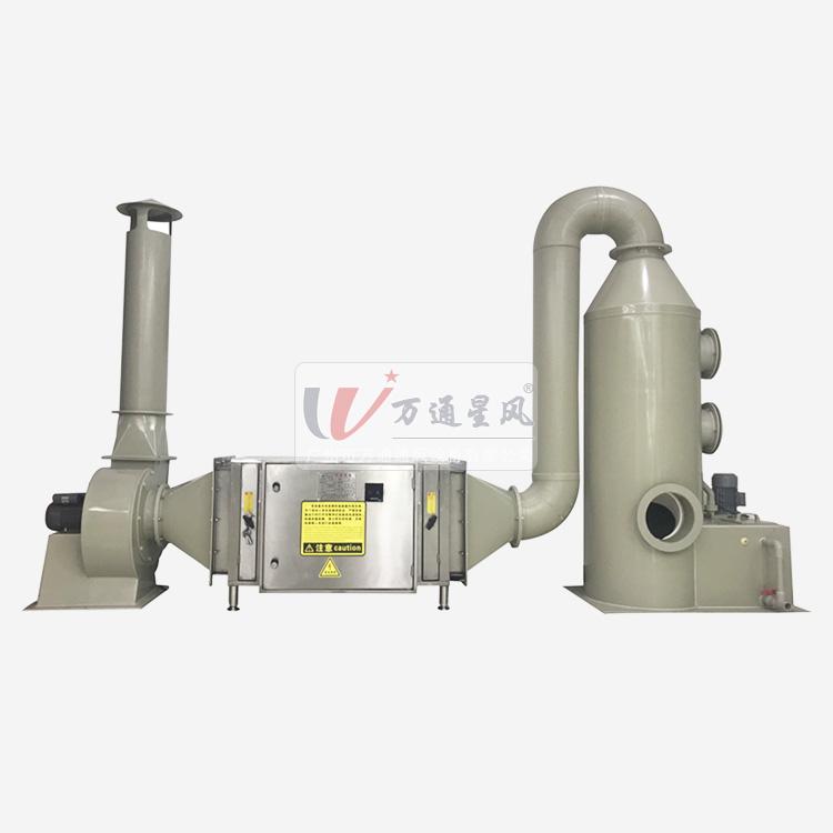 黑龙江废气处理系统