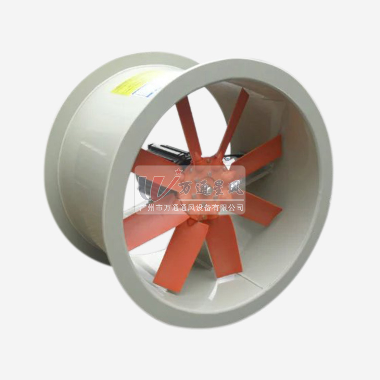 喀什防腐圆筒轴流风机